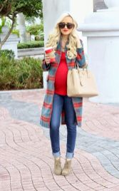 Maternity fashions outfits for fall and winter 32