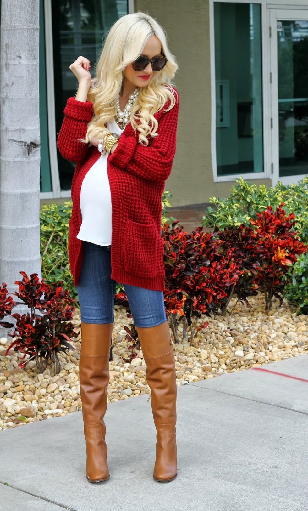 Maternity fashions outfits for fall and winter 40