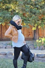 Maternity fashions outfits for fall and winter 58