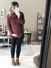 Maternity fashions outfits for fall and winter 80