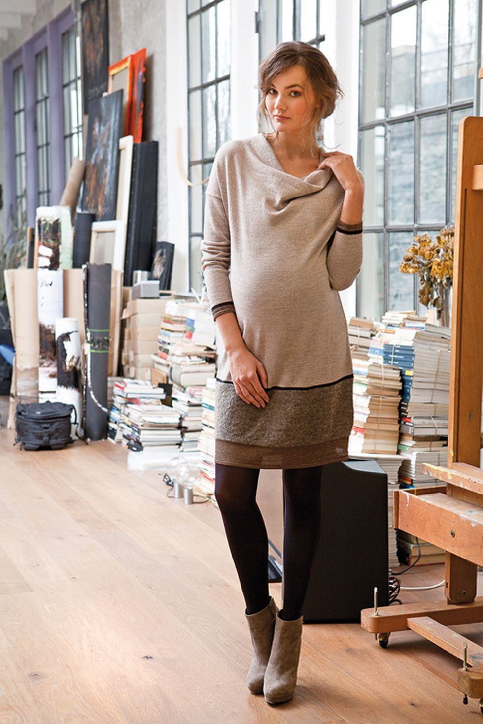 Maternity fashions outfits for fall and winter 86