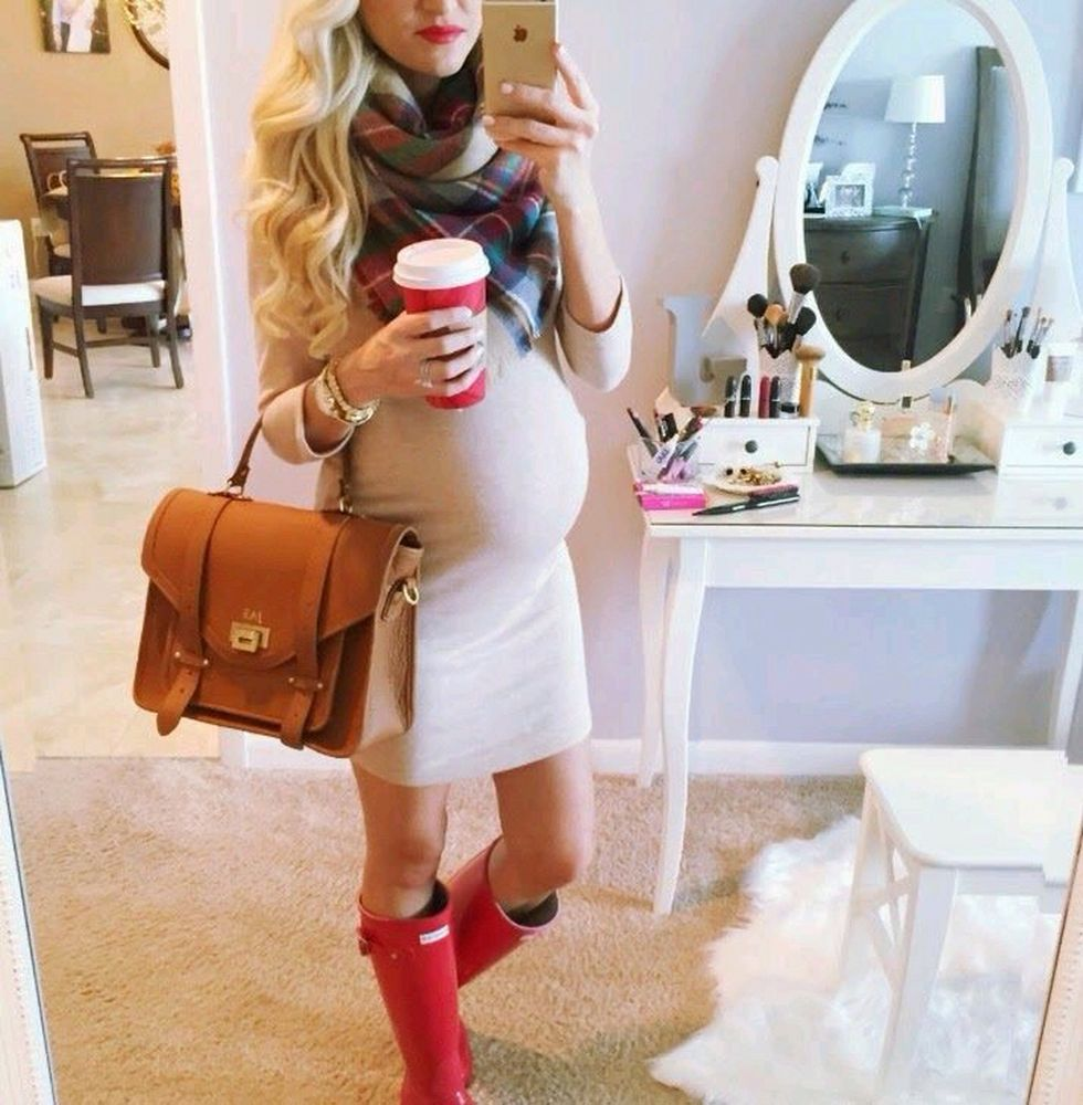 Maternity fashions outfits for fall and winter 88