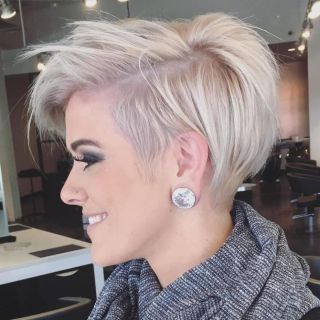 Short haircuts ideas for pregnant 34