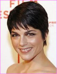 Short haircuts ideas for pregnant 45