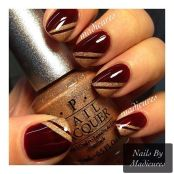 Swag thanksgiving nails art 15