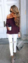 Trendy thanksgiving holiday outfits 15