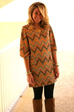 Trendy thanksgiving holiday outfits 2