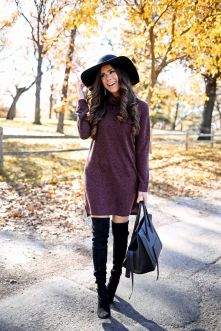 Trendy thanksgiving holiday outfits 58
