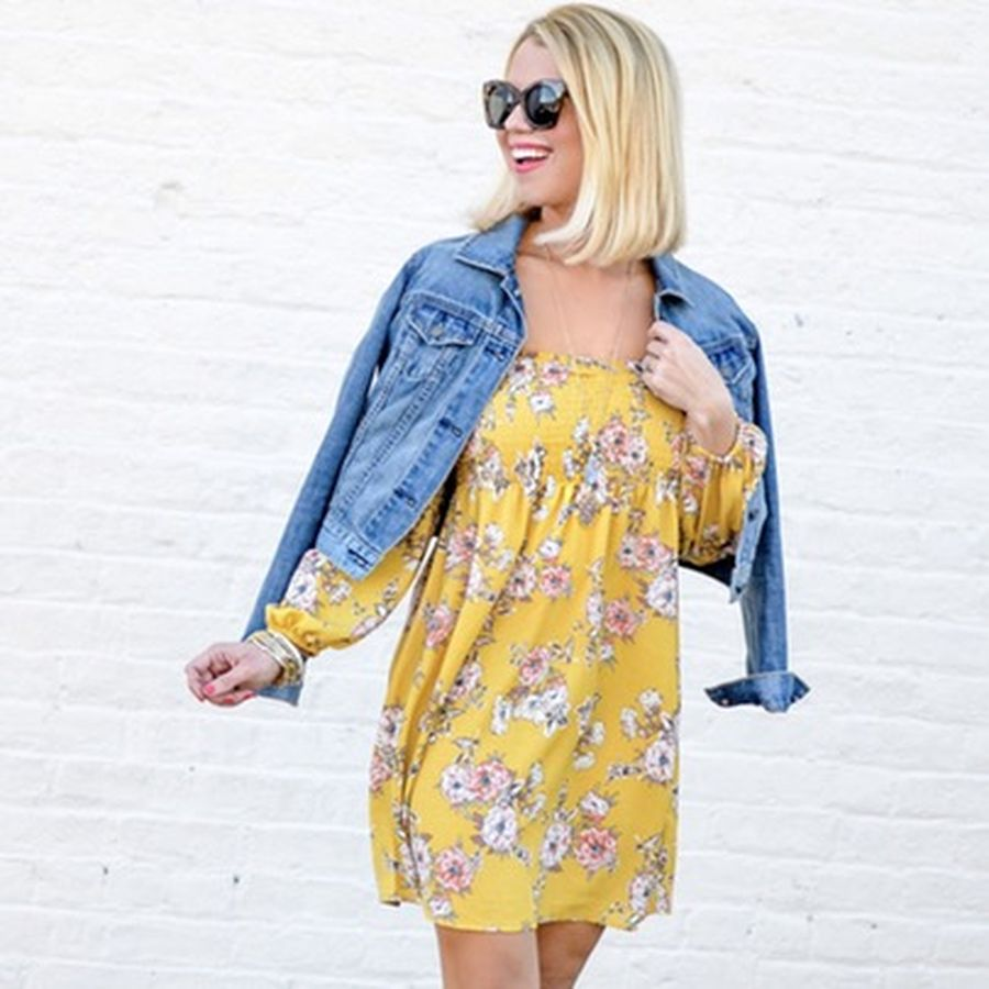Boho dress for holiday and vacation outfits 13