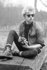 Casual indie mens fashion outfits style 13