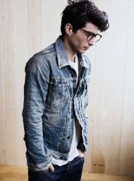 Casual indie mens fashion outfits style 19