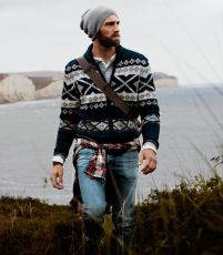Casual indie mens fashion outfits style 33
