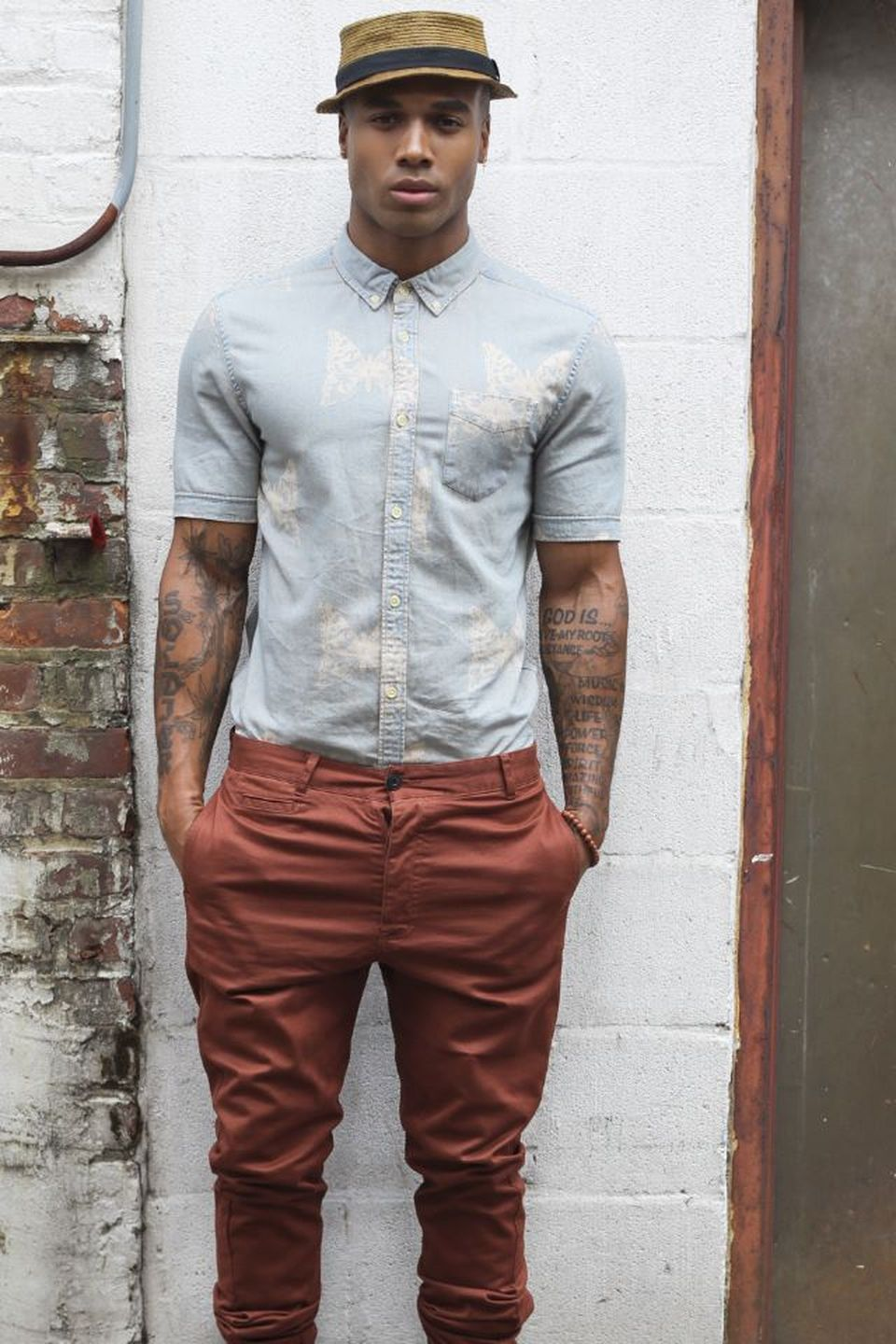 Casual indie mens fashion outfits style 46