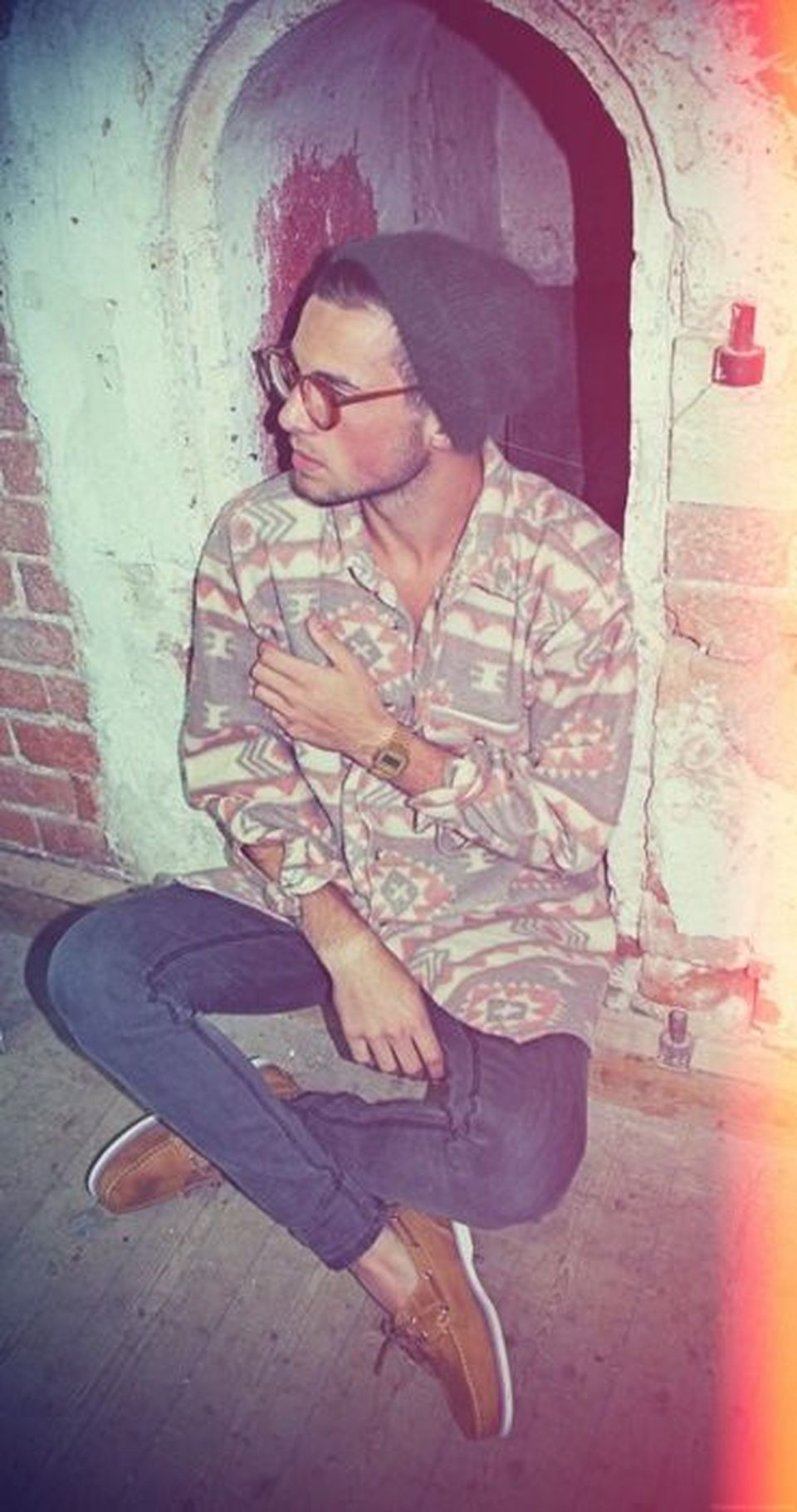 Casual indie mens fashion outfits style 51