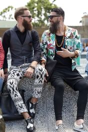 Casual indie mens fashion outfits style 53