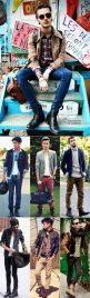 Casual indie mens fashion outfits style 59