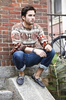 Casual indie mens fashion outfits style 62