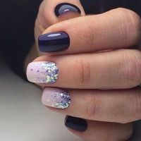 Pretty winter nails art design inspirations 4