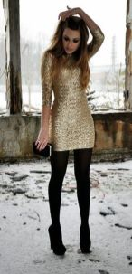 Sequin dress for new year eve party and night out 11