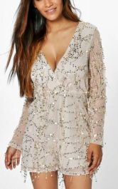 Sequin dress for new year eve party and night out 16