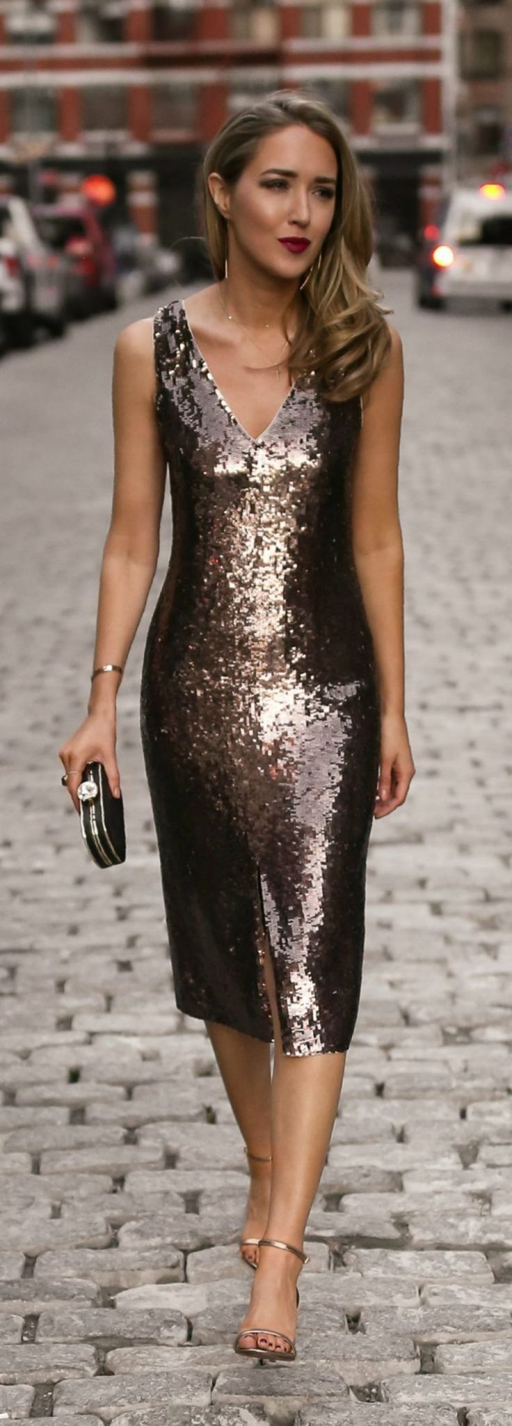 Sequin dress for new year eve party and night out 17