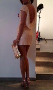 Sequin dress for new year eve party and night out 30