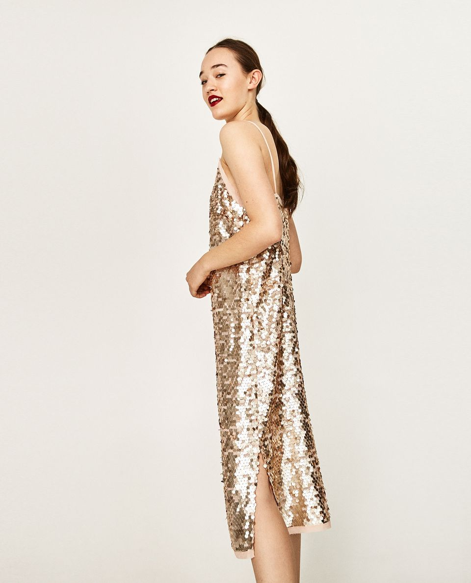 Sequin dress for new year eve party and night out 61