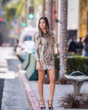 Sequin dress for new year eve party and night out 62
