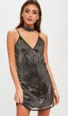 Sequin dress for new year eve party and night out 76