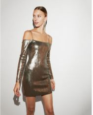 Sequin dress for new year eve party and night out 89