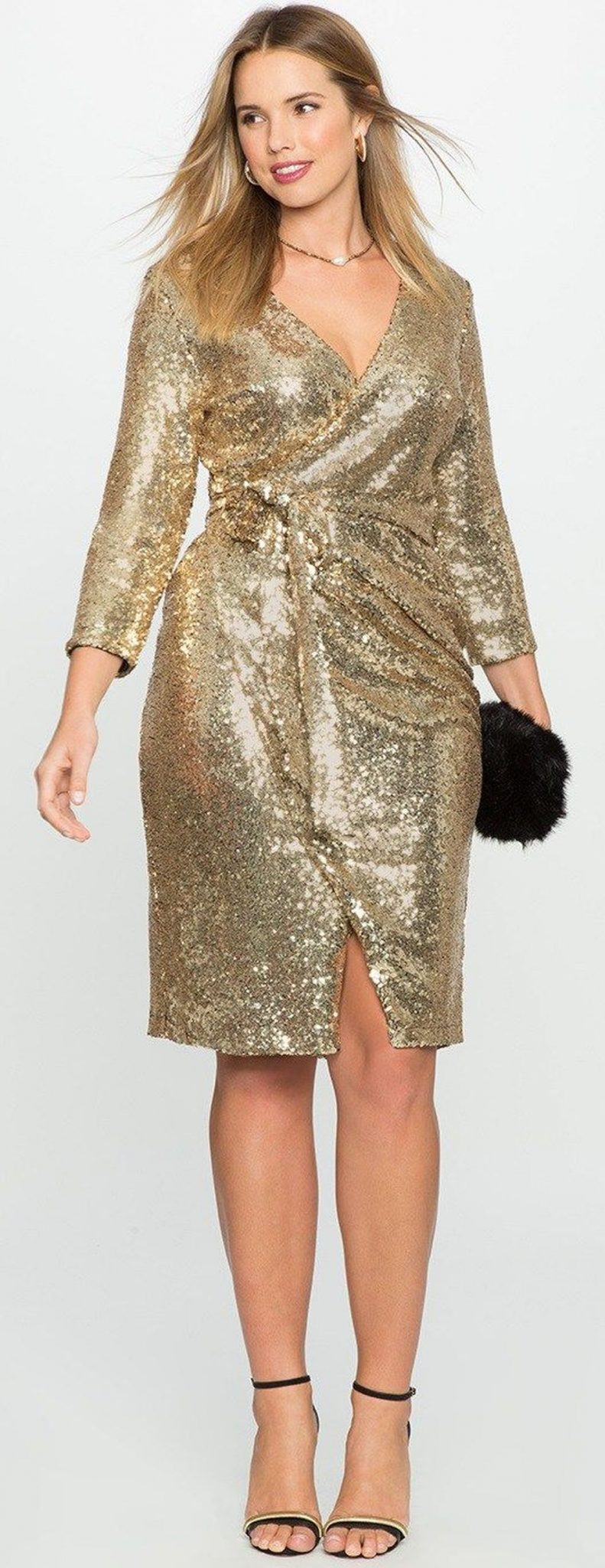 Sequin dress for new year eve party and night out 9