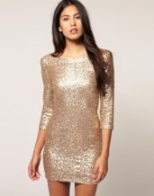 Sequin dress for new year eve party and night out 92