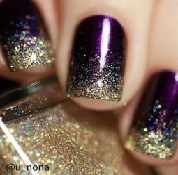 Sweet acrylic nails ideas for winter 107