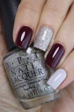 Sweet acrylic nails ideas for winter 26