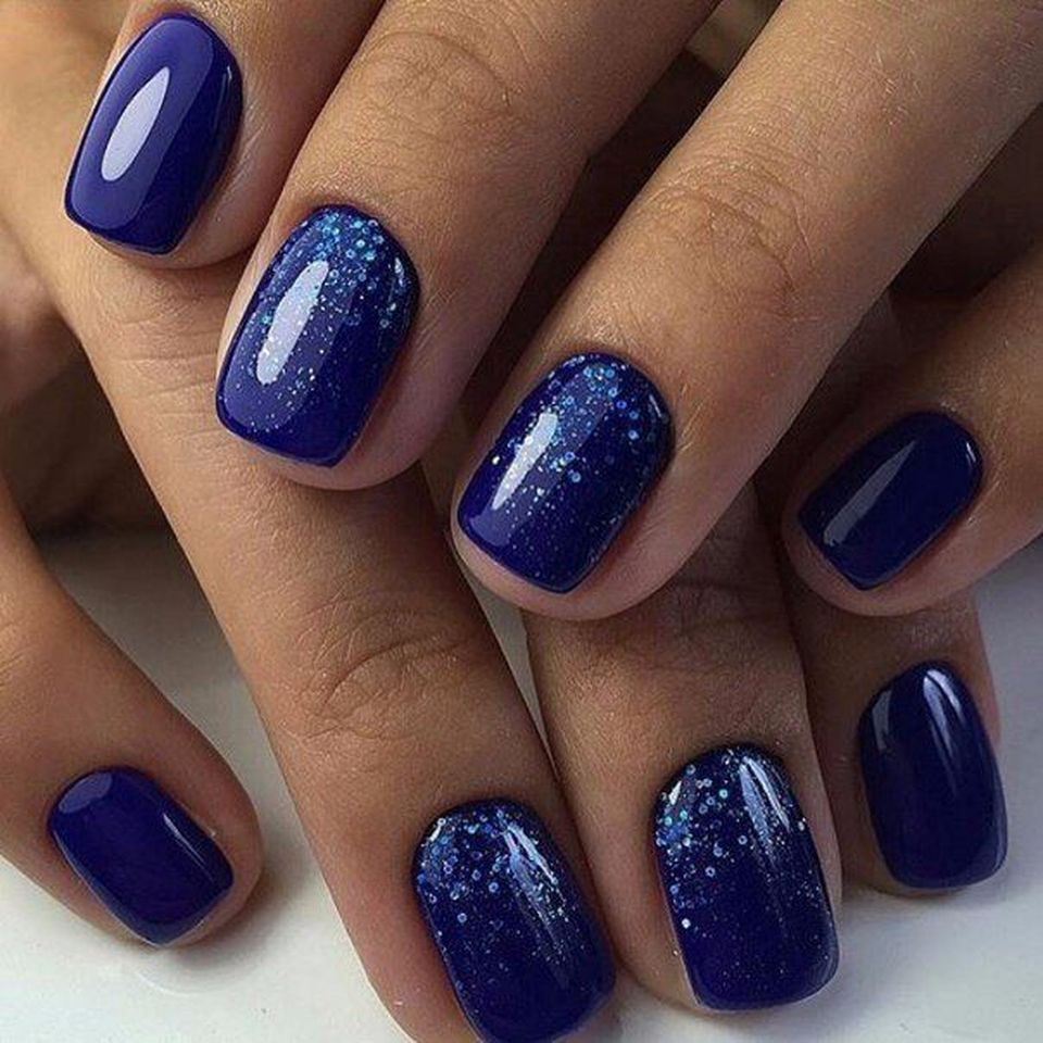 Sweet acrylic nails ideas for winter 67