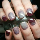Sweet acrylic nails ideas for winter 77