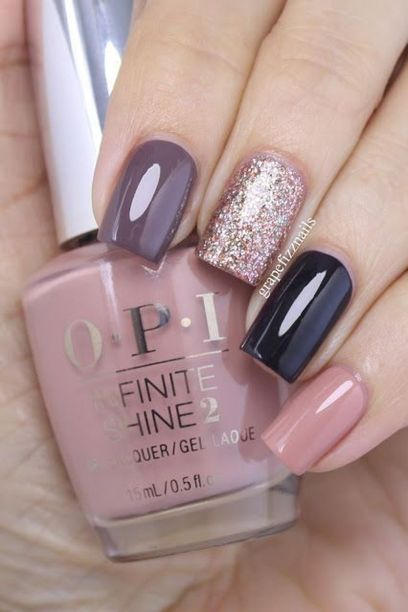 Sweet acrylic nails ideas for winter 95
