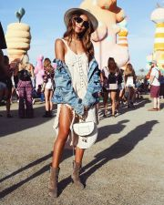 Best boho dress ideas for coachella outfits 24