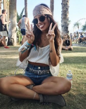Best boho dress ideas for coachella outfits 26