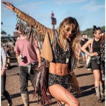 Best boho dress ideas for coachella outfits 27