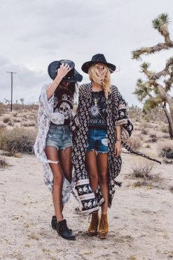 Best boho dress ideas for coachella outfits 60