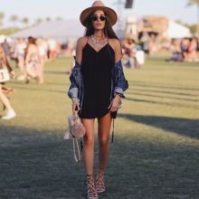 Best boho dress ideas for coachella outfits 70