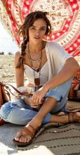 Best boho dress ideas for coachella outfits 71