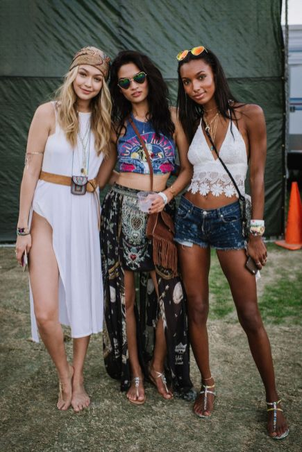 Best boho dress ideas for coachella outfits 82