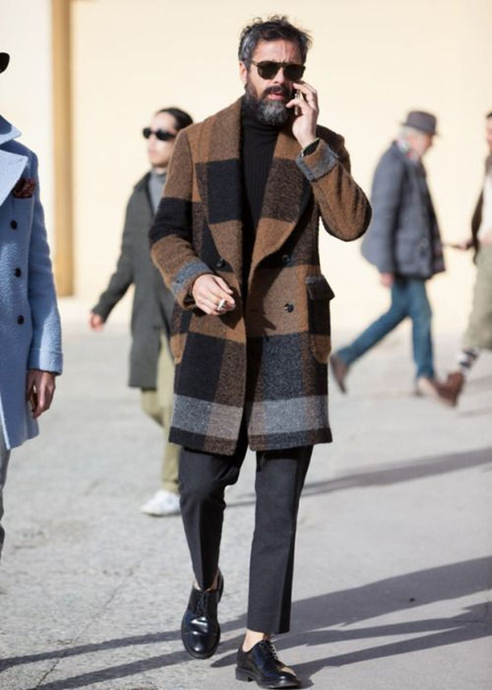 Cool, Classy and Fashionable Men Winter Coat 11