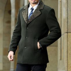 Cool, Classy and Fashionable Men Winter Coat 12