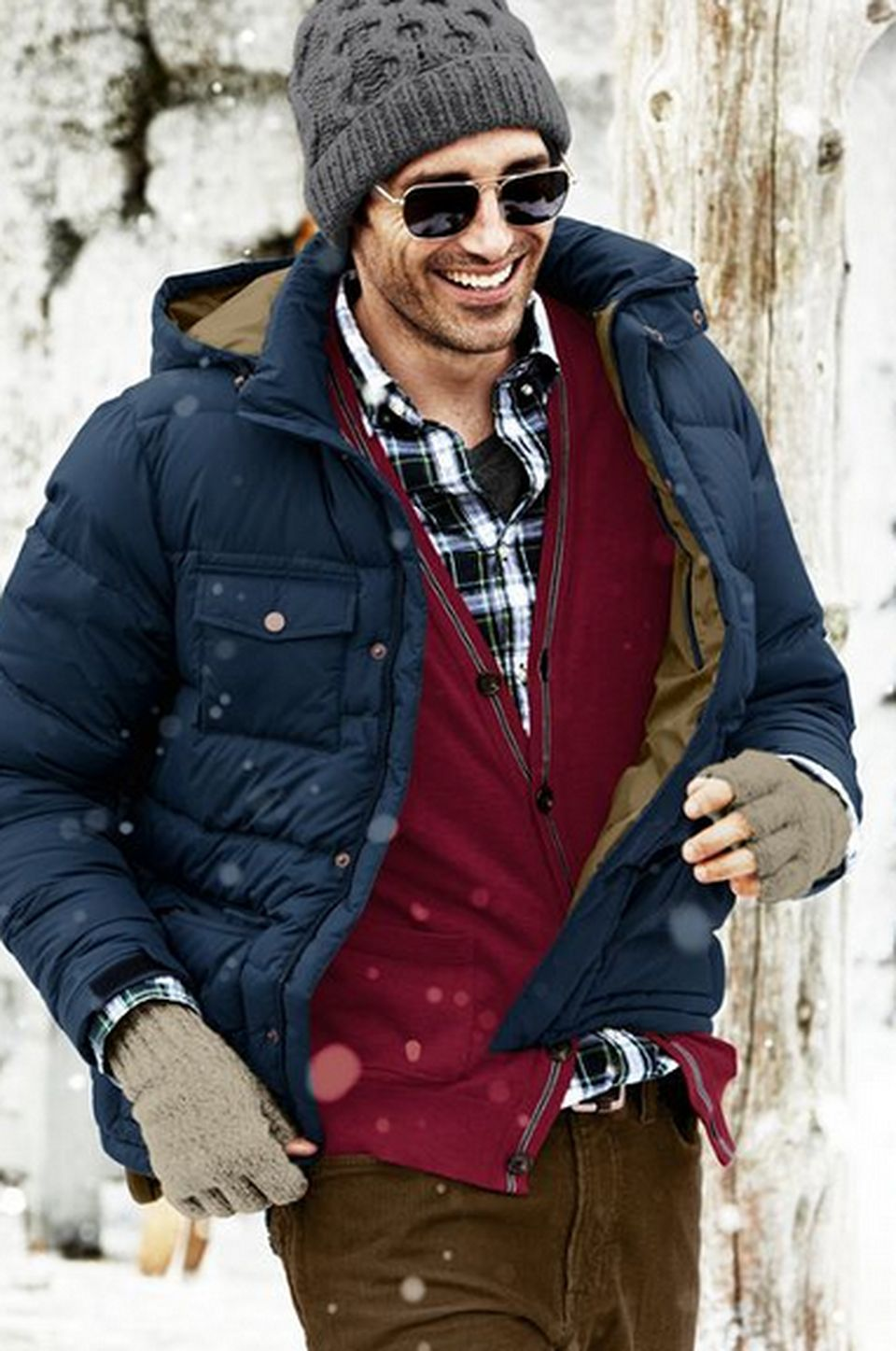 Cool, Classy and Fashionable Men Winter Coat 14