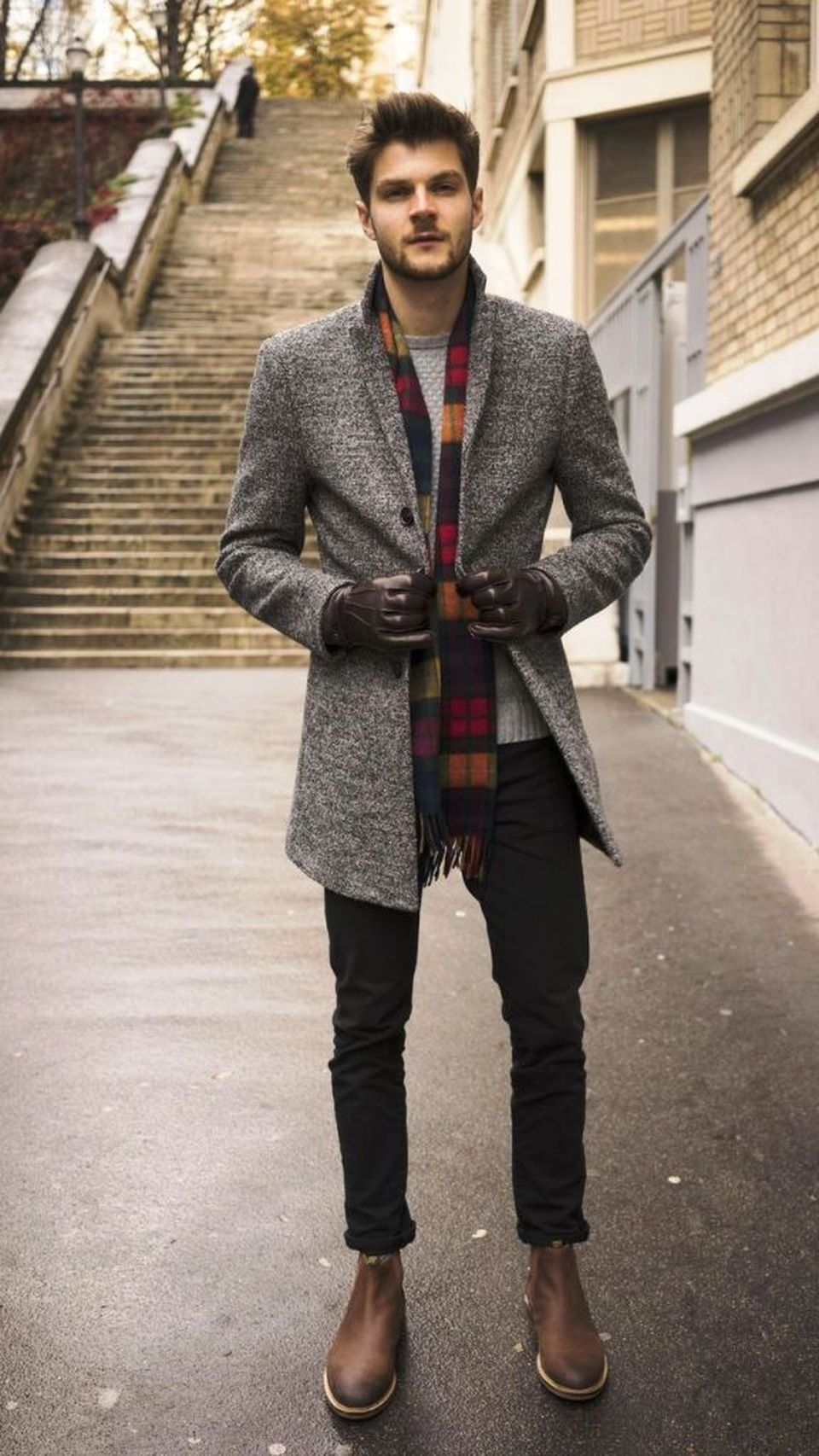 Cool, Classy and Fashionable Men Winter Coat 2