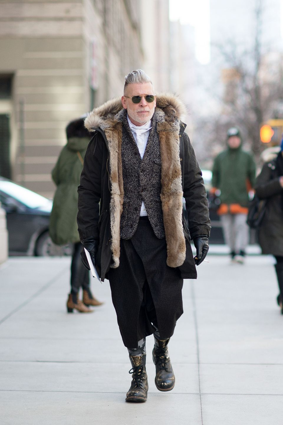 Cool, Classy and Fashionable Men Winter Coat 27
