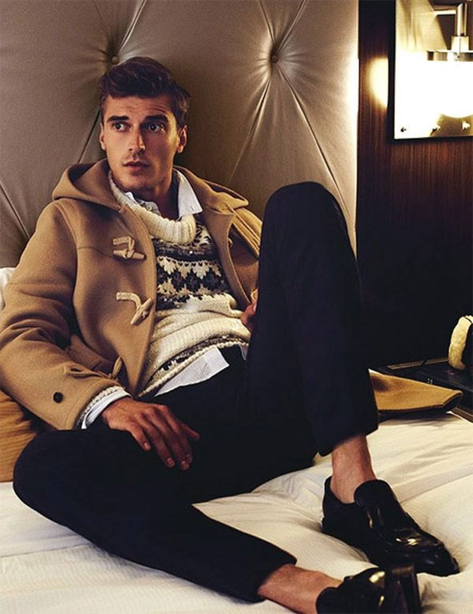 Cool, Classy and Fashionable Men Winter Coat 29